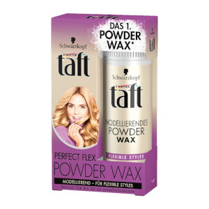 3 Wetter Taft Perfect Flex Powder Wax
