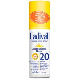 LADIVAL® Allergische Haut Sonnenschutz Spray LSF 20