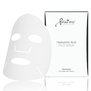 Princess Skincare Hyaluronic Acid Face MASK & Green Tea Face MASK