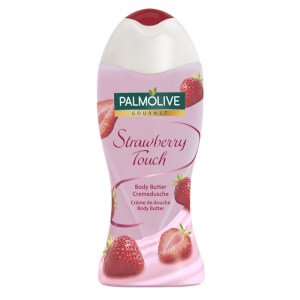 Palmolive Gourmet Body Butter Cremedusche Strawberry Touch