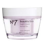 Boots No7 Beautiful Skin Night Cream