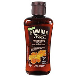 Hawaiian Tropic Protective Dry Oil SPF 15