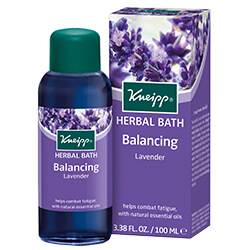 Kneipp Herbal Bath Badolja, Balancing Lavender