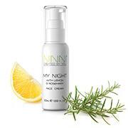 Ninni - Created by You My Night Lemon and Rosemary, Night Cream