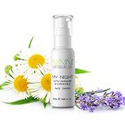 Ninni - Created by You My Night Lavender & Chamomile, Night Cream