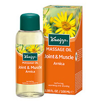 Kneipp Massage Oil Joint & Muscle Arnica