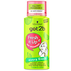 got2b Fresh It Up Dry Shampoo Extra Fresh