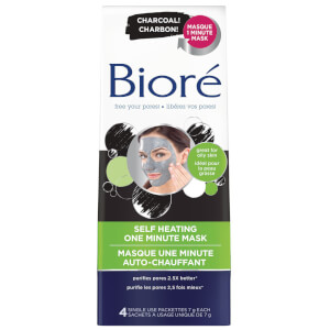 Bioré Self-Heating One minute mask