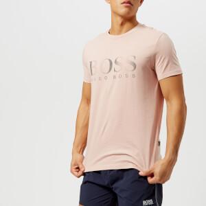 BOSS Hugo Boss Men's Large Logo T-Shirt - Pink