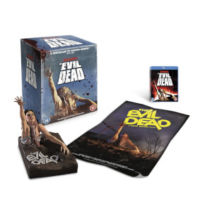 Evil Dead (1983) Ultimate Collecton's Fan Edition - Zavvi Exclusive