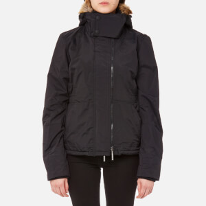 Superdry Women's Sherpa Wind Attacker Jacket - Black