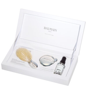 Balmain Silver Brush Set Mini