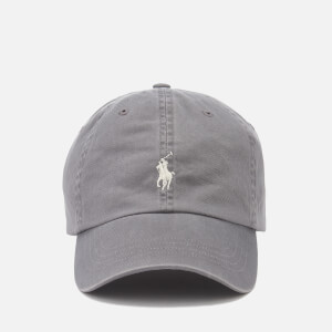 Polo Ralph Lauren Men's Small Logo Cap - Prefect Grey