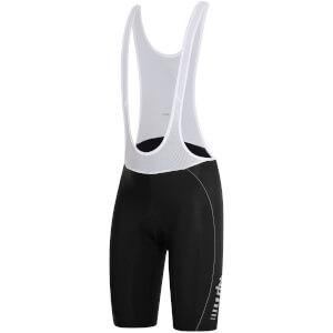 RH+ Prime Thermo Bib Shorts - Black/Anthracite