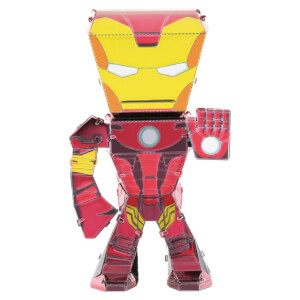 Maqueta Iron Man Legends Vengadores Marvel - Metal Earth