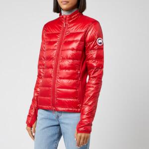 Canada Goose Women's Hybridge Lite Jacket - Red/Black