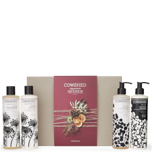 Cowshed Signature Hand and Body Set