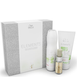 Wella Elements Christmas Set (Worth £32.50)