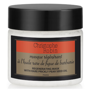 Christophe Robin Regenerating Mask with Rare Prickly Pear Oil 50ml