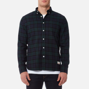 Penfield Men's Young Check Shirt - Blue