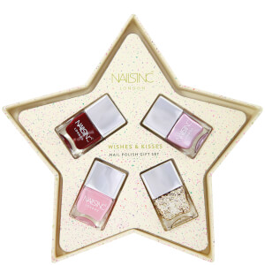nails inc. Wishes and Kisses Nail Varnish Gift Set