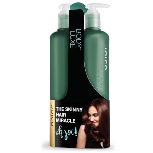 Joico Body Luxe Shampoo and Conditioner Duo 500ml