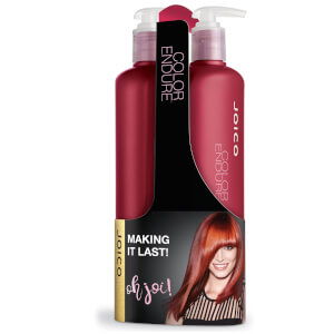 Joico Color Endure Shampoo and Conditioner Duo 500ml (Worth £46.50)