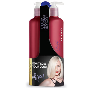 Joico Color Endure Violet Shampoo and Conditioner Duo 500ml