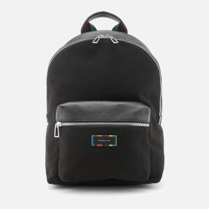 Paul Smith Men's PS Canvas Rucksack - Black