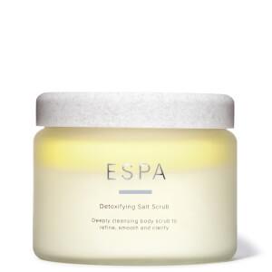 Exfoliante de sal detox de ESPA 700 g