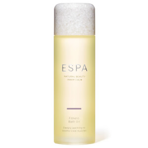 ESPA Fitness Bath Oil 100 ml
