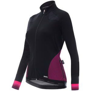 Santini Women's Coral 2 Windstopper Winter Jacket - Purple