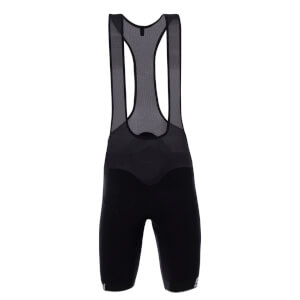 Santini Eureka Thermal Bib Shorts - Black
