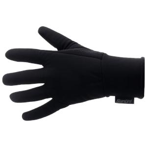 Santini Jess Winter Windproof Gloves - Black