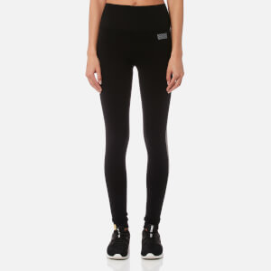 Monreal London Women's Hi-Tech Seamless Leggings - Black