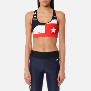P.E Nation Women's The Conversion Crop Top - Multi