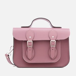 The Cambridge Satchel Company Women's 11 Inch Batchel - Dark Blush