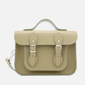 The Cambridge Satchel Company Women's 11 Inch Batchel - Moss