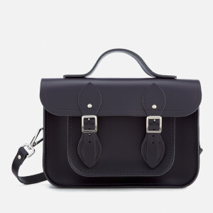The Cambridge Satchel Company Women's 11 Inch Batchel - Eclipse Navy