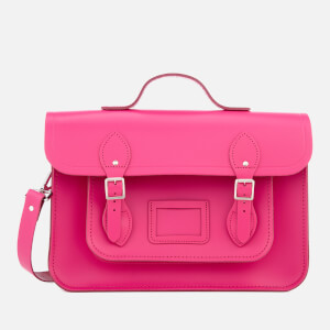 The Cambridge Satchel Company Women's 14 Inch Batchel - Fuchsia Pink
