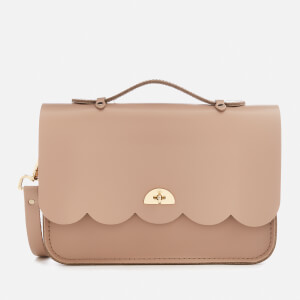 The Cambridge Satchel Company Women's Cloud Bag with Handle - Winter Taupe