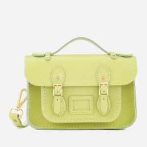 The Cambridge Satchel Company Women's Mini Satchel - Fluoro Lime