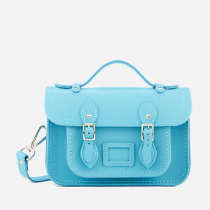 The Cambridge Satchel Company Women's Mini Satchel - Neon Blue