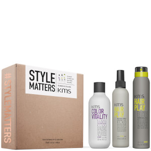 KMS Blonde Gift Set (Worth £53.50)