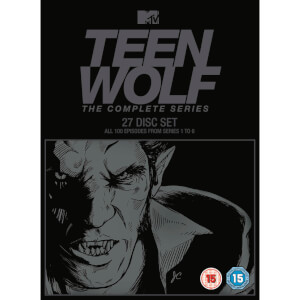Teen Wolf - Seasons 1-6