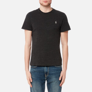 Polo Ralph Lauren Men's Crew Neck T-Shirt - Black Marl Heather