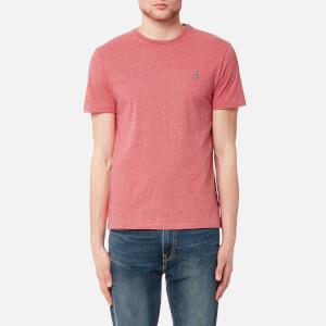 Polo Ralph Lauren Men's Basic T-Shirt - Salmon Heather