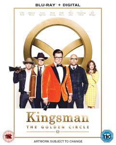 Kingsman: The Golden Circle (Digital UV Copy)