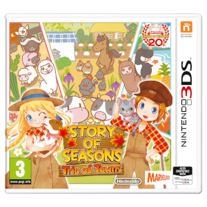 Story of Seasons 2: Trio of Towns