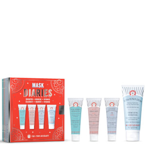 First Aid Beauty Mask Diaries Gift Set (Worth £50.00)